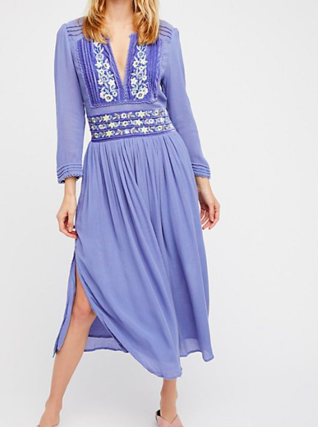 FP Flora Midi Dress