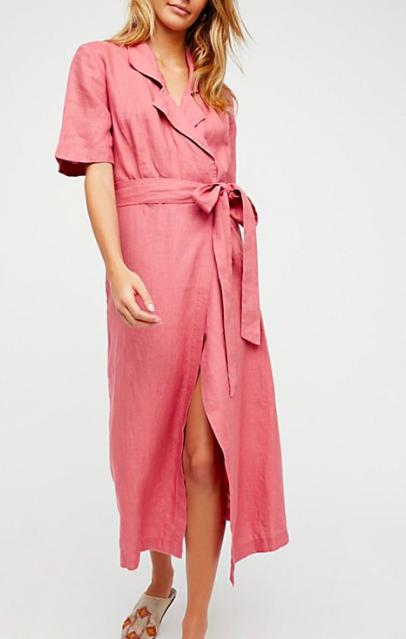 FP Klara Wrap Dress
