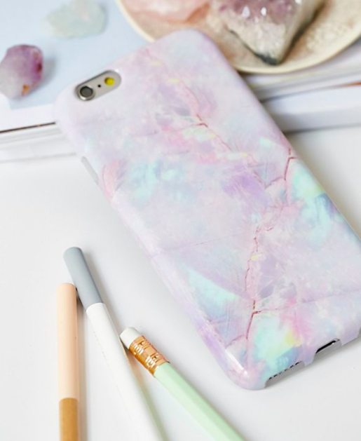 FP Galaxy Marble iPhone Case