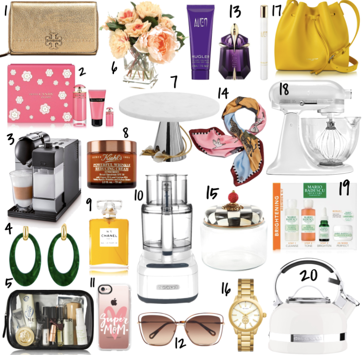 Mother's Day Gift Guide 2018 | TrufflesandTrends.com