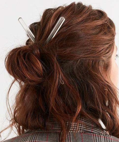 UO Enamel Hair Stick Set