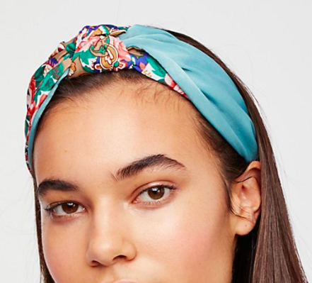 FP Scarf Print Headband
