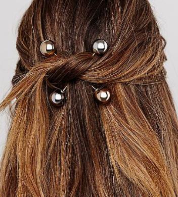MAST Criss Cross Hair Pins