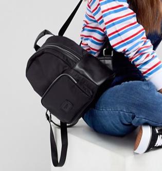 Pull&Bear Minimal Backpack