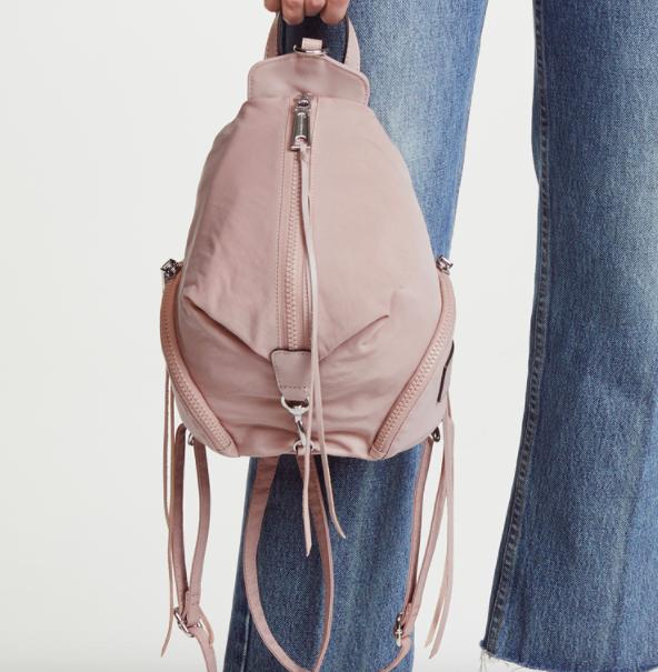 Rebecca Minkoff Nylon Mini Julian Backpack