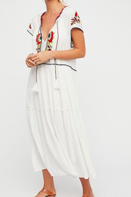 FP Daisy Fields Maxi Dress