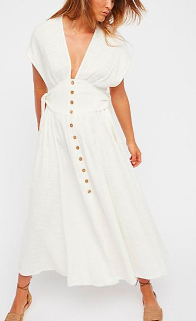Endless Summer Jacinta Midi Dress