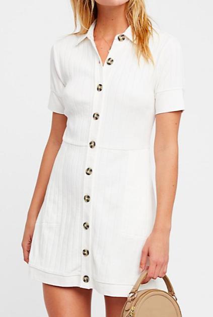 FP New Afternoon Mini Dress