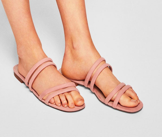 Mango Multiple strap sandals