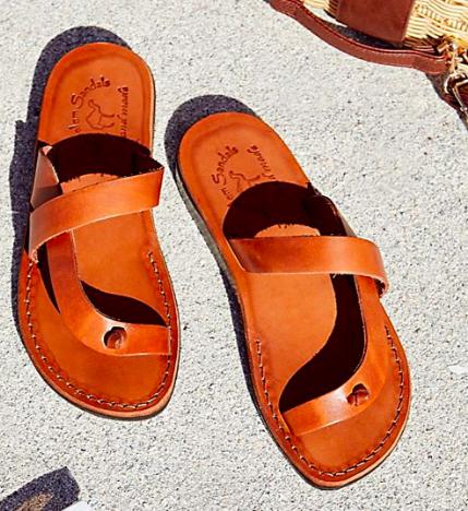 Jerusalem Sherbet Sandal