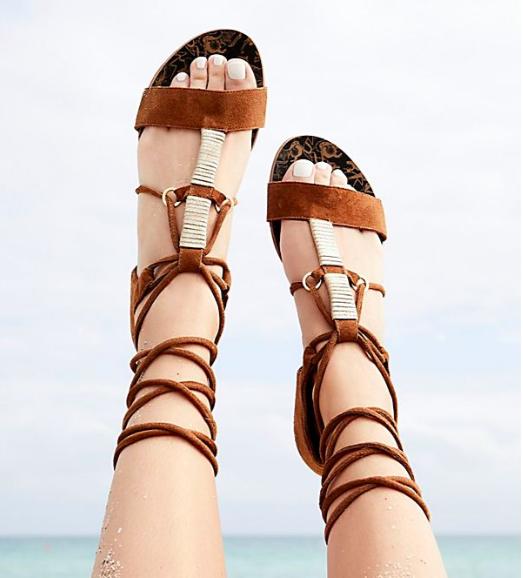 FP Fiji Tie Sandal