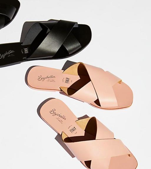 Seychelles Beau Slide Sandal