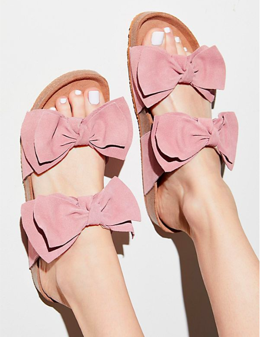 Jeffrey Campbell Double Knot Footbed
