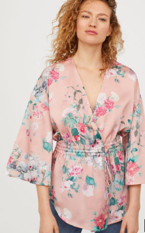 HM Kimono Blouse