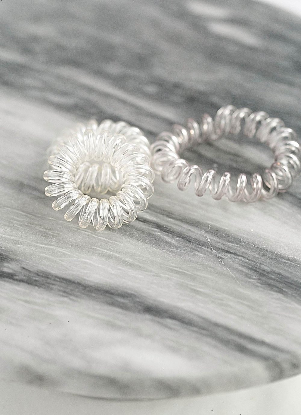 New Favorite Beauty Buys- Coil Hair ties | TrufflesandTrends.com