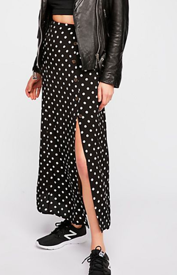 FP Retro Love Midi Skirt