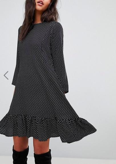 Y.A.S Spotty Dress
