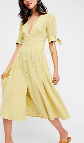 FP Love Of My Life Midi Dress