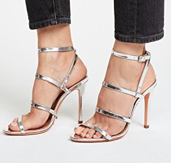 Schutz Ilara Strappy Sandals