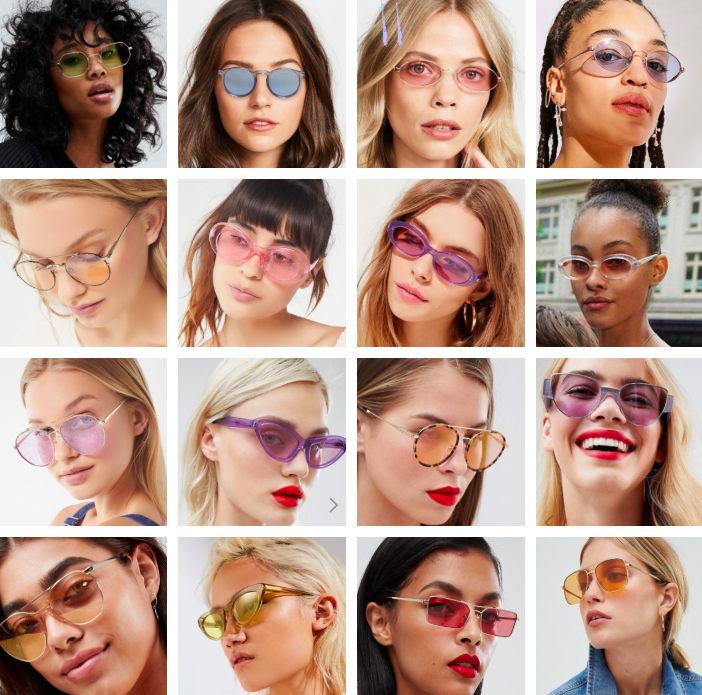 Currently Loving Colored Transparent Sunglasses Truffles And Trends Discover the best transparent sunglasses on the market. truffles and trends