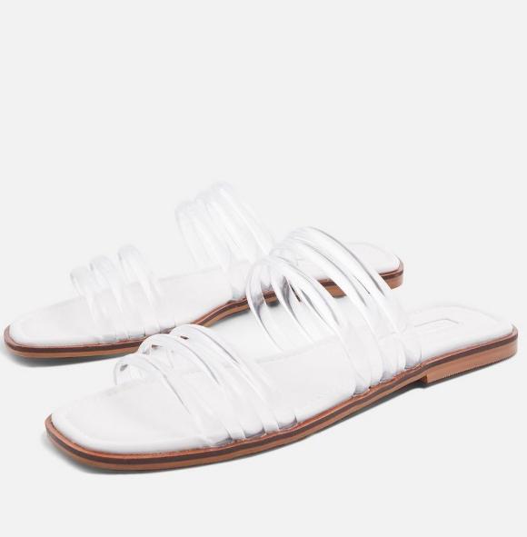 Topshop Tubular Sandals