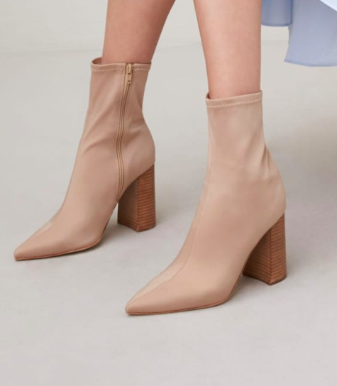 Coma Stretch Bootie JEFFREY CAMPBELL