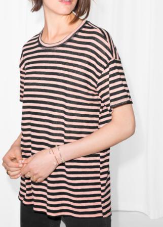Stories Striped Shirt