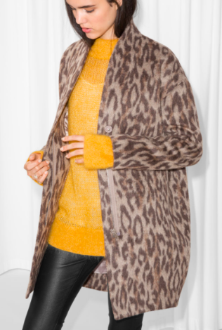 Stories Wool-Blend Coat