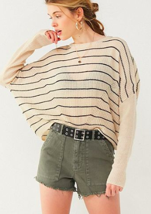 UO Dolman Pullover Sweater