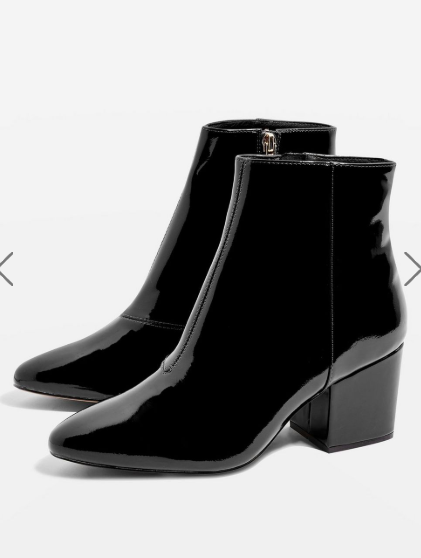 TOPSHOP Brandy Ankle Boots
