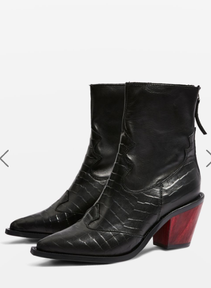 TOPSHOP Marcel Ankle Boots