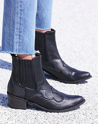 Vegan Cavalier Boot
