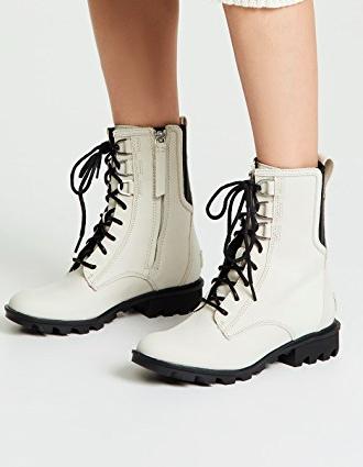 Sorel Phoenix Lace Up Boots