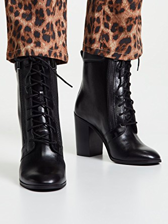 MICHAEL Michael Kors Rosario Lace Up Boots