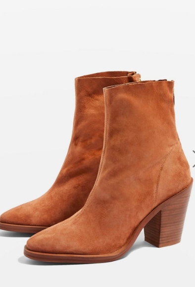 Topshop MARCH Western Boots