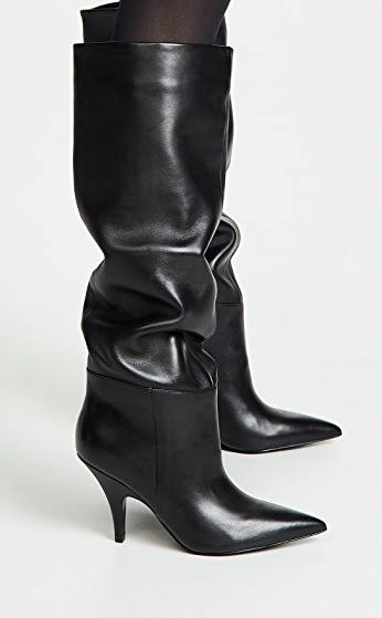 KENDALL + KYLIE Calla Point Toe Boots