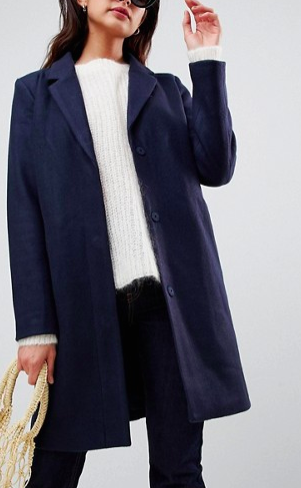 Vila Tailored Coat