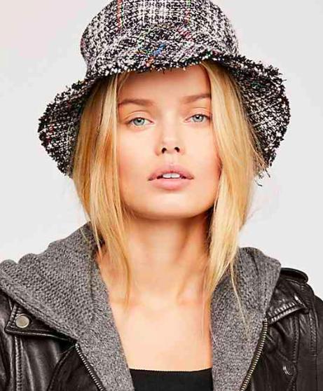 FP Emery Tweed Bucket Hat