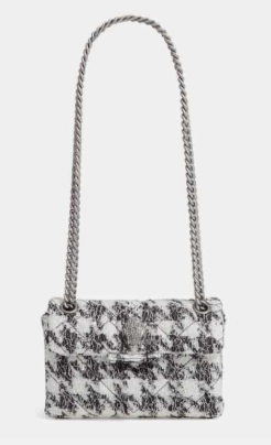 Mini Kensington Tweed Crossbody Bag