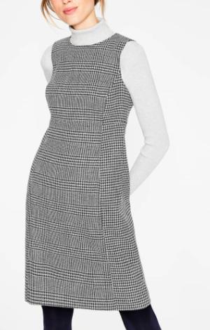 Rosie Tweed Sheath Dress BODEN
