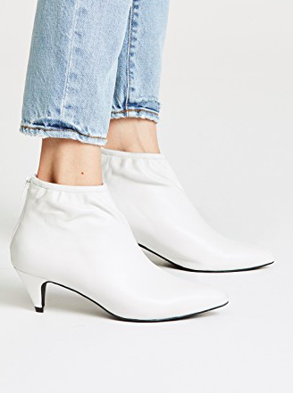 Jeffrey Campbell Zosia Low Heel Booties
