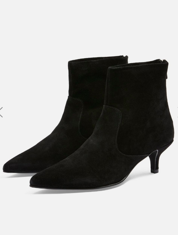 Topshop ASPEN Pointed Boots