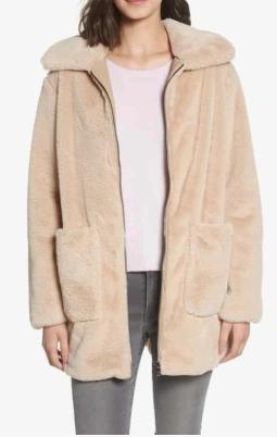 Faux Fur Coat BERNARDO