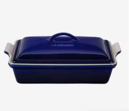 4-Quart Heritage Rectangular Covered Baking Dish LE CREUSET