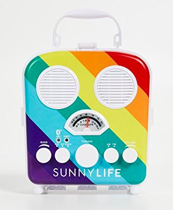 SunnyLife Beach Sounds Speaker