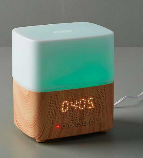 Anthropologie Diffuser With Built-In Speaker