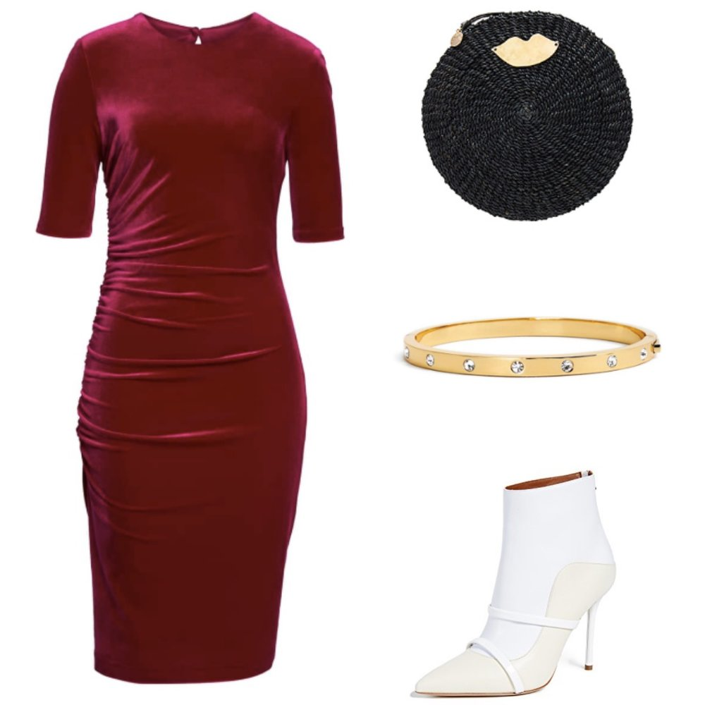 Easy New Year's Eve Outfits | TrufflesandTrends.com