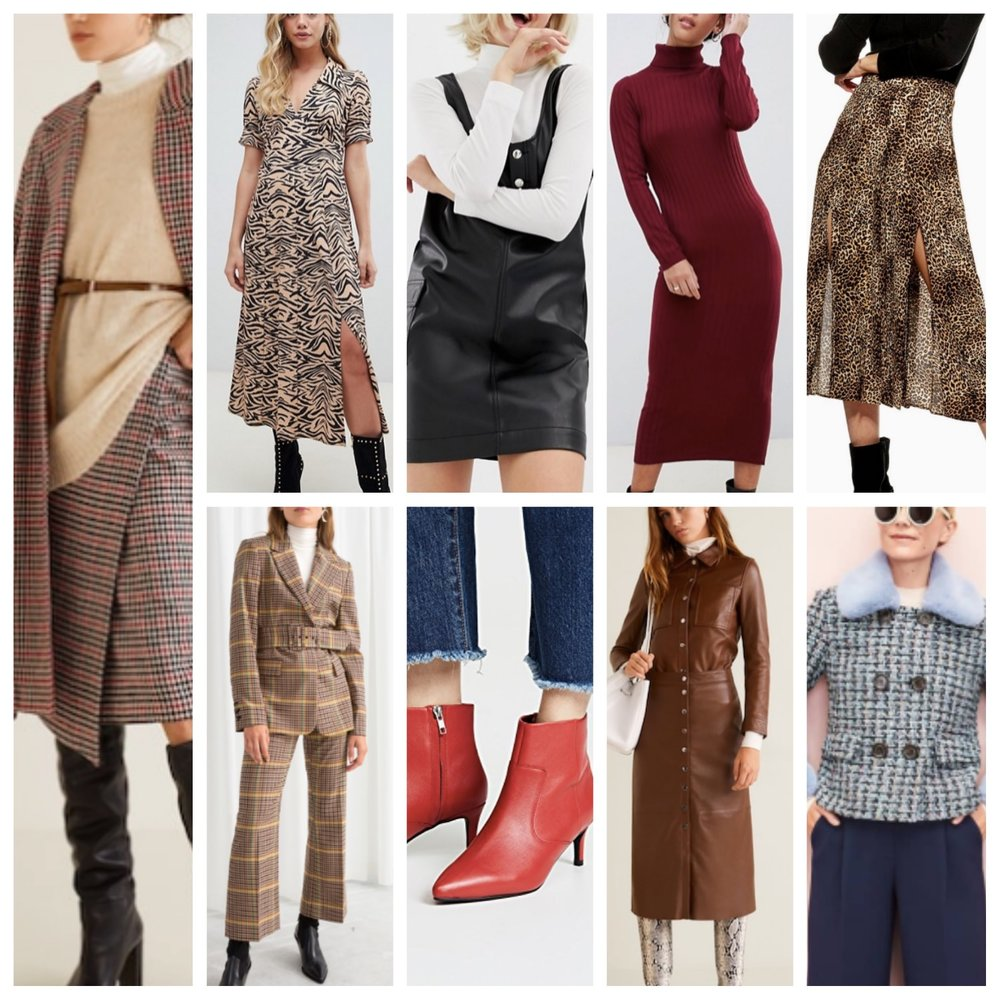 Winter 2019 Trend Shopping | TrufflesandTrends.com