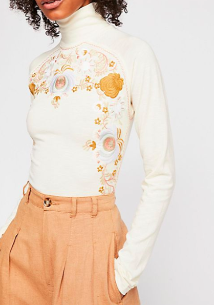 FP Disco Rose Top