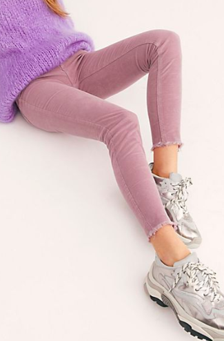 FP Cord Skinny Pants